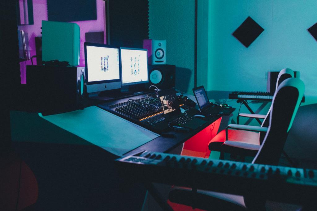 Fymusic studio d'enregistrement 93 Paris